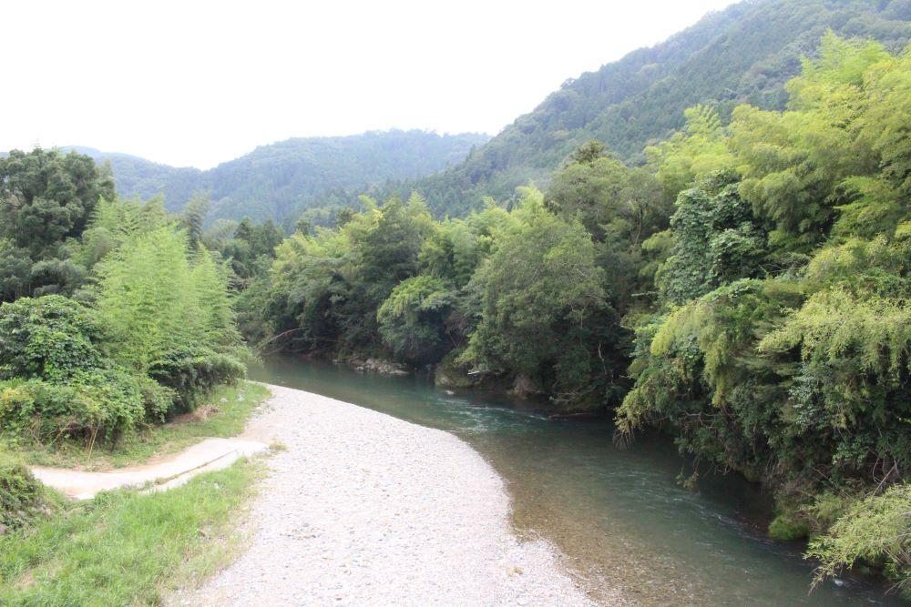 姫路にある川